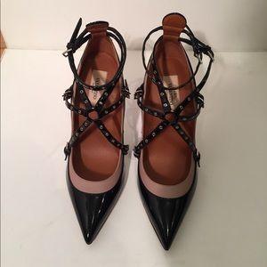 Valentino love latch heel - brand new